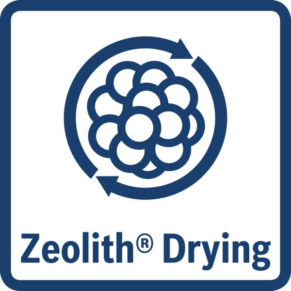 Secado mediante Zeolitas