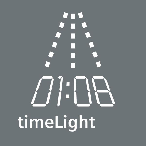 Proyección luminosa timeLight