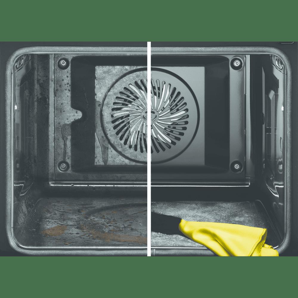 Limpieza automática Pirolítica