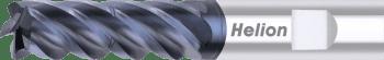 Solid Carbide Trochoidal End Mill Z5 · 40°