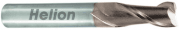 Solid Carbide End Mill Z2 · 30°