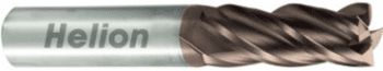 Solid Carbide End Mill Z4 · 30°