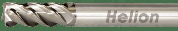 Fresa metal duro tórica Z4 · 42°