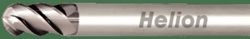 Fresa metal duro bola Z4 · 42°