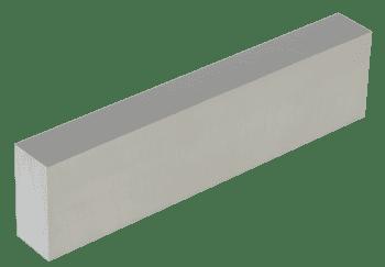 Cuchilla rectangulat DIN 4964 D