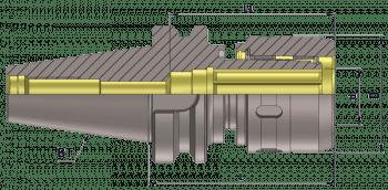 MAS/BT403 Power Milling Chuck BT40