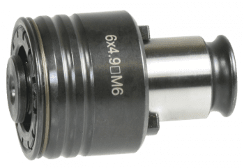 Quick-Change Head with safety clutch size 1 DIN 371