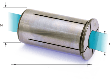 High Power Sealed Collet 100% steel