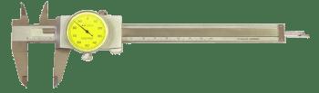 Dial caliper 150 mm 0,01mm