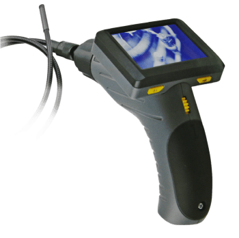 "Video inspection endoscope with 3,5"" color LCD display 3.5 mm"
