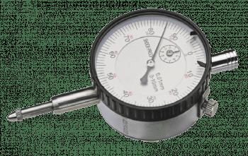 Dial indicator, range 10 mm X 0,01 mm 10 mm