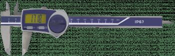 Digital caliper, IP 67, measuring system, 3V