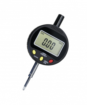 Digital dial indicator, range 12,5mm X 0,01 mm