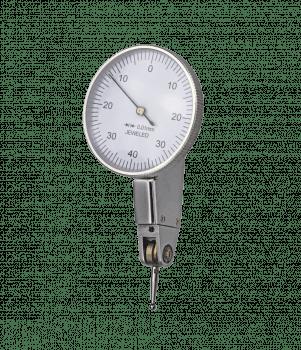 Universal test indicator, horizontal, as DIN 2270 11.6 mm carbide ball D:2 mm