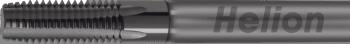Macho de máquina de metal duro para aceros duros