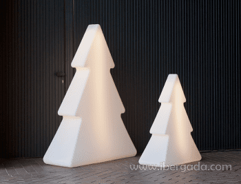 Arbol de Luz Pinus 160 (LED Tube) - 6