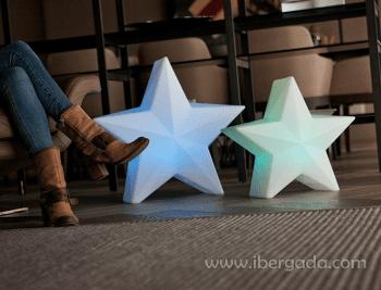 Estrella con luz Nova 45 - 2