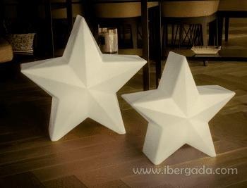 Estrella con luz Nova 60