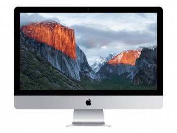 "Apple iMac Retina 4K 21,5"" 3,1GHz i5, 8GB RAM, 1 TB HDD - 3"