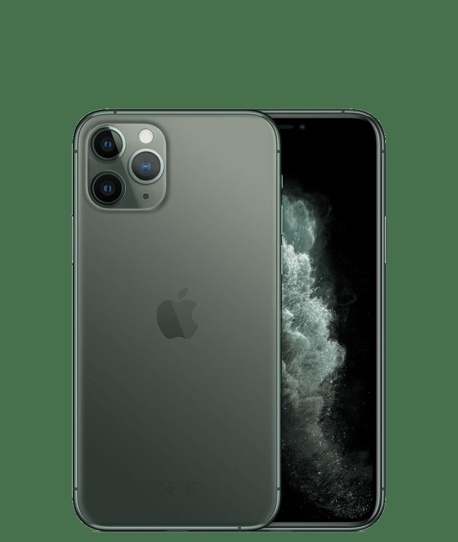 APPLE IPHONE 11 PRO MAX 64GB MIDNIGHT GREEN - MWHH2QL/A -