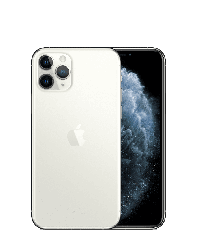 APPLE IPHONE 11 PRO MAX 64GB SILVER - MWHF2QL/A -