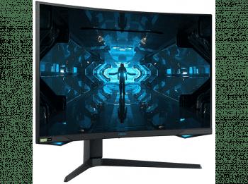 """Monitor Gaming Curvo Samsung Odyssey G7 31.5""""/ WQHD/ Negro - 2"""