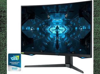 """Monitor Gaming Curvo Samsung Odyssey G7 31.5""""/ WQHD/ Negro - 4"""