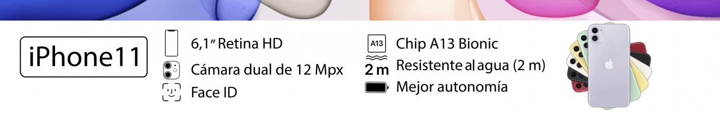 característicasiPhone11