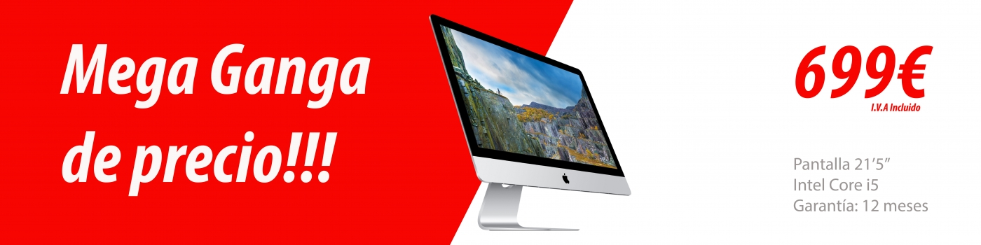 mega ganga iMac 699