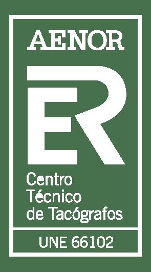 Taller Certificat per Aenor Centre Tècnic Tacògrafs