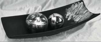 Pieza cerámica artesanal