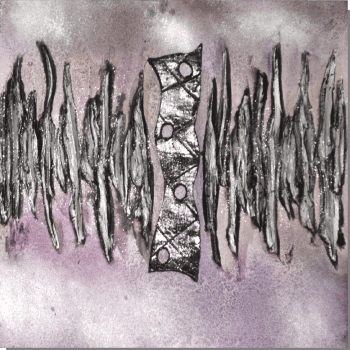 "Cuadro "" Líneas abstract 5"""