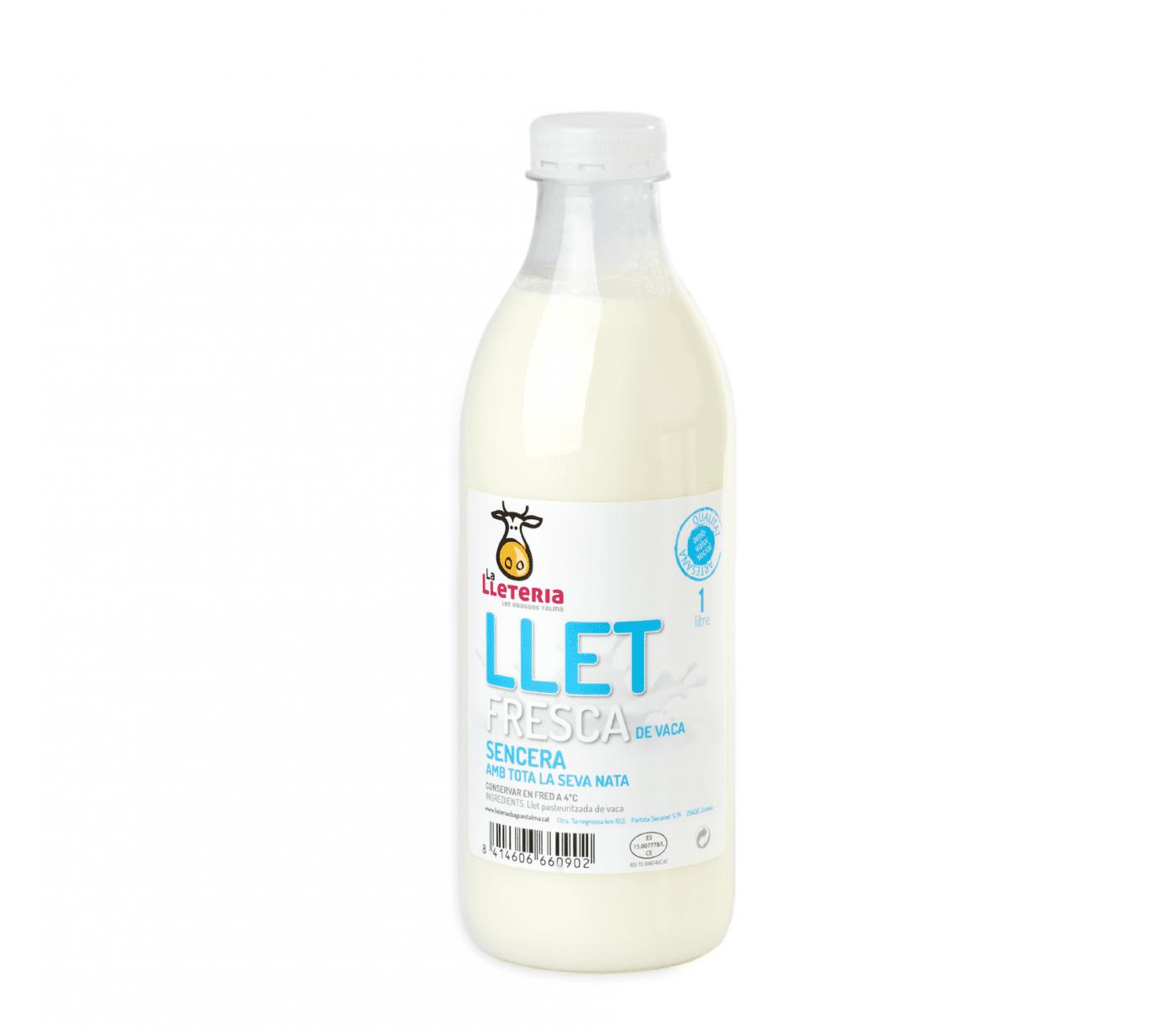 LLET FRESCA 1L -