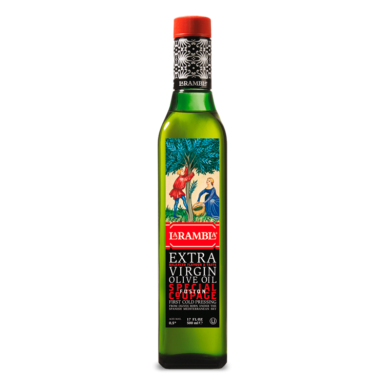 EXTRA VIRGEN SPECIAL COUPAGE (Botella de vidrio 500 ml) -