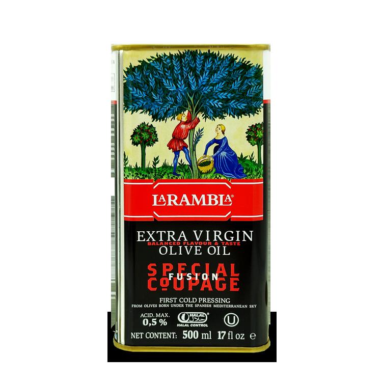 EXTRA VIRGEN SPECIAL COUPAGE (Lata de 500 ml) -