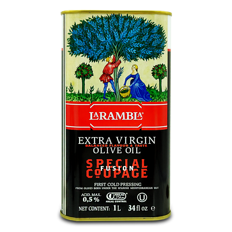 EXTRA VIRGIN SPECIAL COUPAGE (1L - Tin) -