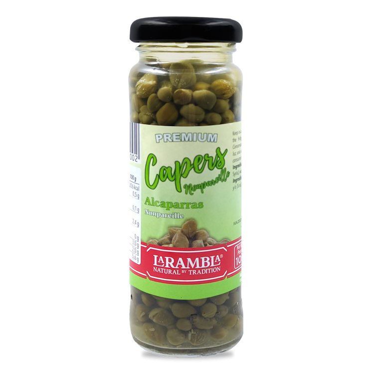 NONPAREILLE CAPERS