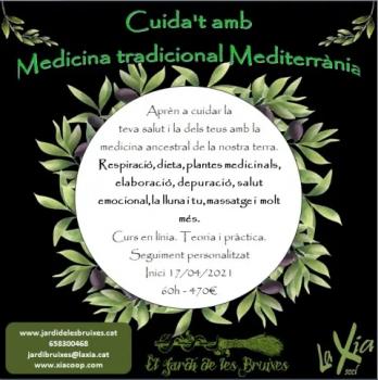 Cuida't amb Medecina tradicional del Mediterrani - 2