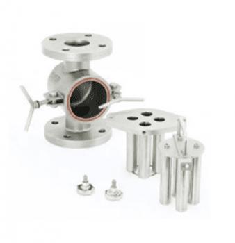 Filtros magnéticos transporte a presión SSFN