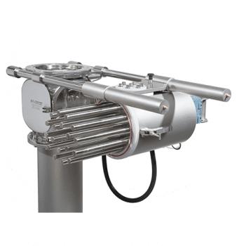 Separador rotativo de limpieza manual (duplicate)