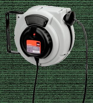 Enrolladores de cable de dos fases y 230/V/CA sin lámpara