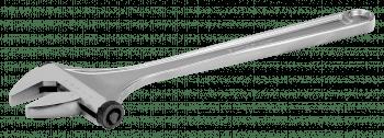 Ajustable mol. lateral cromada