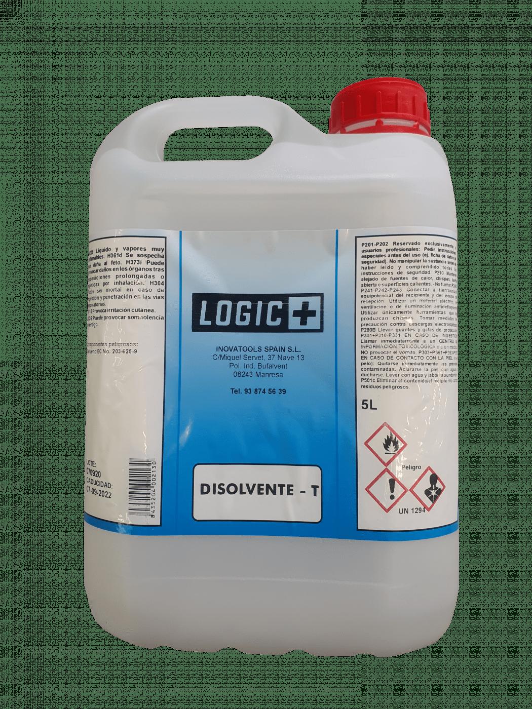 DESENGRASANTE D-15 LOGIC + (envàs 5 L) -