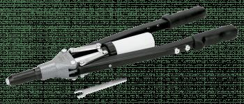 Remacha brazo largo 3-6,4 mm.