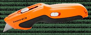 Cutter retràctil ergonòmic empunyadura TPR