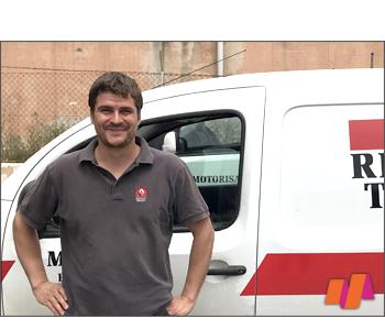 Bernat Torres · Motorisa