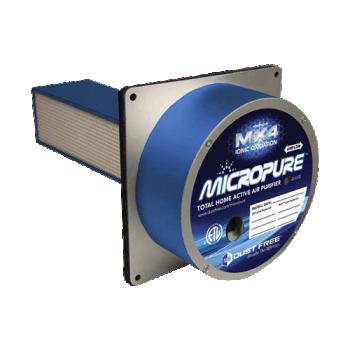DustFree - Purificador de aire activo