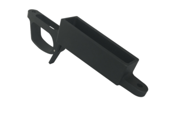 ATLASWORXS BOTTOM METAL / DBM (AICS) - REMINGTON 700 LA / SA - 1