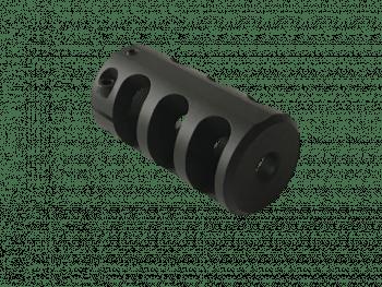ATLASWORXS - M18 X 1 THREADED MUZZLE BRAKE 30 CAL - 2