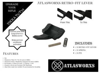 ATLASWORXS RETRO FIT LEVER - 2